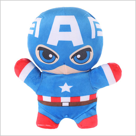 בובת כף יד קפטן אמריקה