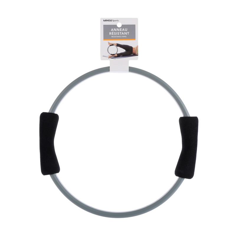 טבעת התנגדות פילאטיס- צבע אפור