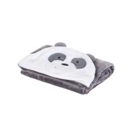 שמיכה מפנקת דובי פנדה