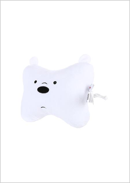 כרית לבנה דוב קוטב We Bare Bears