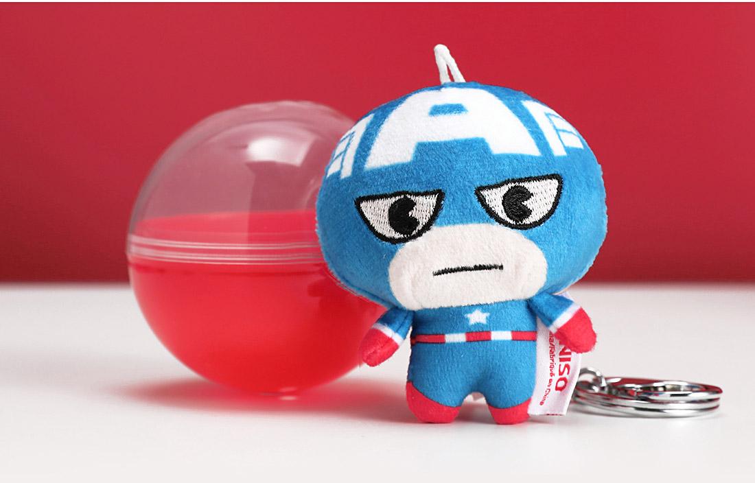 מחזיק מפתחות – קפטן אמריקה