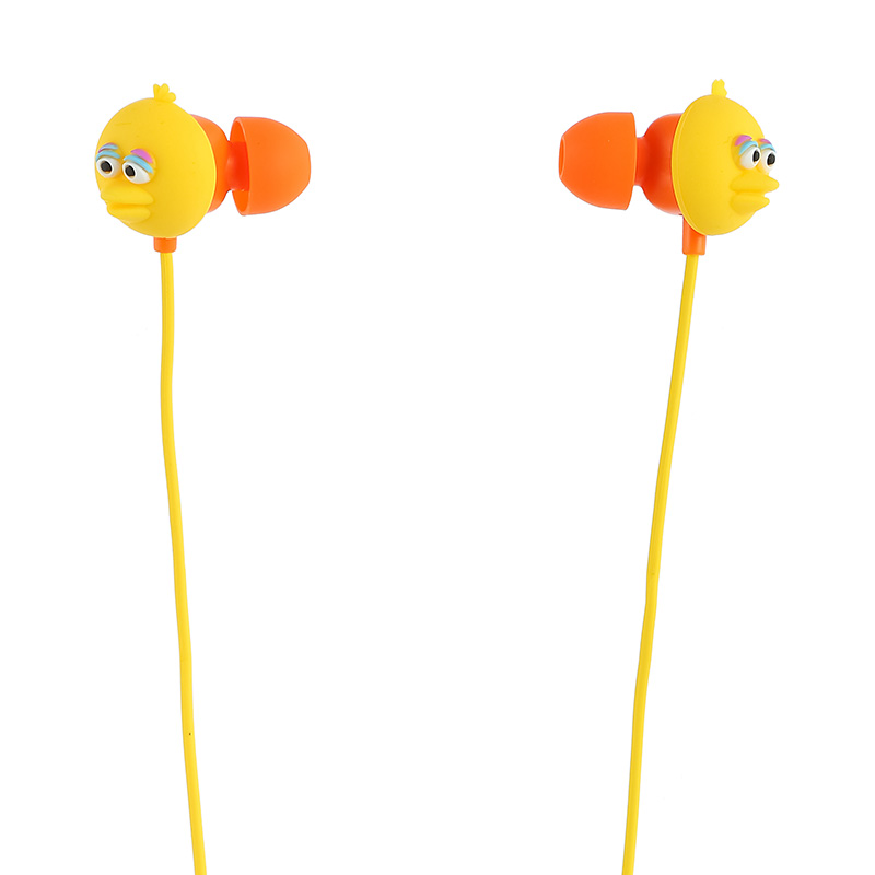 אוזניות ביגבירד מסדרת רחוב סומסום