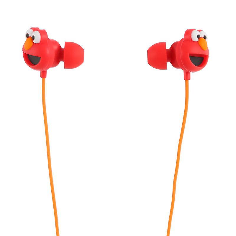 אוזניות אלמו מסדרת רחוב סומסום