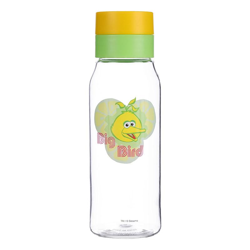 בקבוק מים מסדרת רחוב סומסום 450ML – צהוב ביג בירד