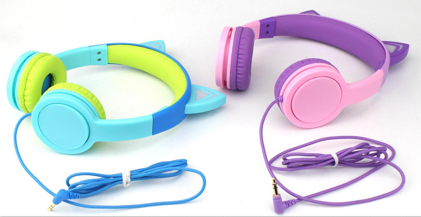אוזניות מעוטרות לנייד